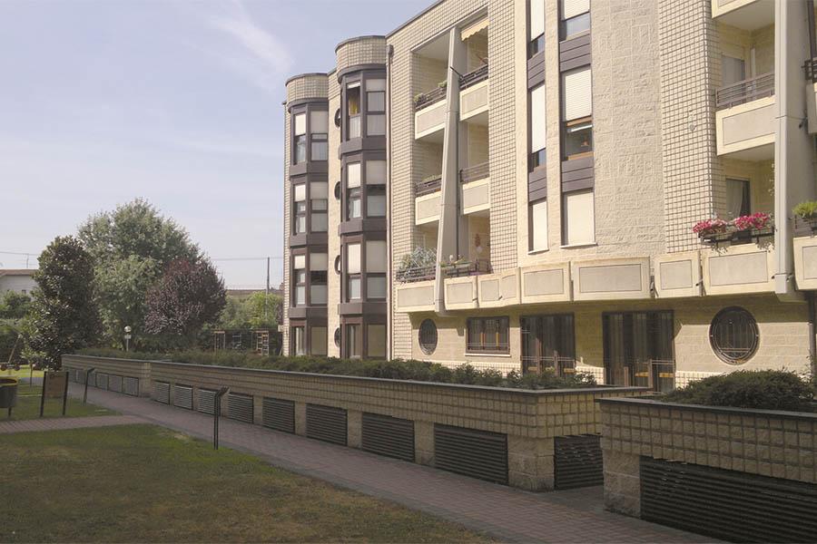 Condominio al Parco - Struttura Esterna 2