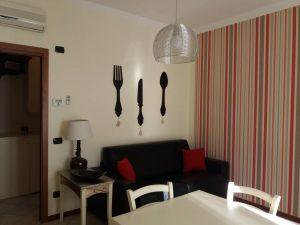 Residenza Boschetto-interno su due livelli